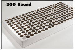 Product # PQ20B200PL * Cell size 25/57 *180 trays/Pl *36,000 Cells