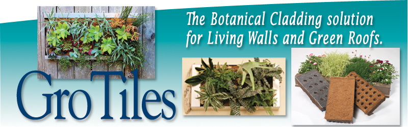 GroTiles for Living Walls