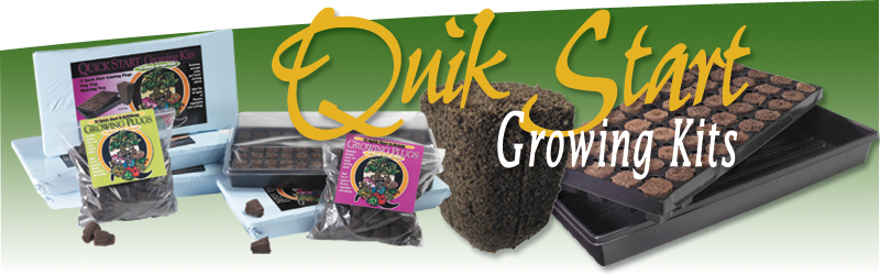 Quick Start Growing Kits